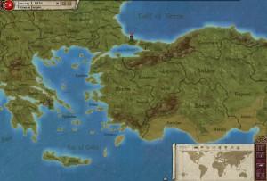 «Виктория 2». Османская Империя