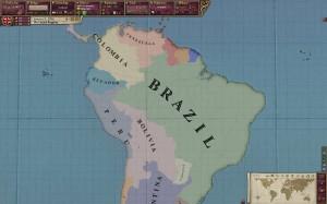 """""""Виктория 2"""". Южная Америка"""