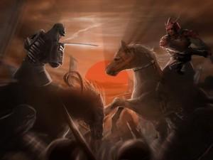 Magna Mundi. Рисунок загрузки игры