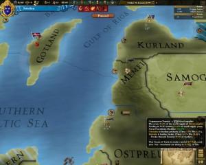 Divine Wind. Торговля на Балтике