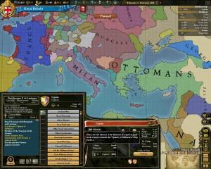 Divine Wind. Дипломатия в Европе