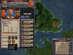 Crusaders Kings 2. Королевские номера