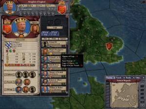 Crusaders Kings 2. Мнение вассалов