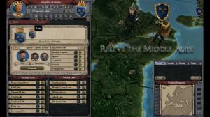 Crusaders Kings 2. Окно законов