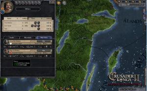 Crusader Kings II. Экран Орденов