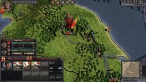 Crusader Kings II. Осада Йорка