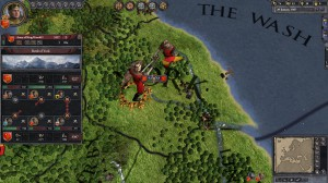 Crusader Kings II. Битва за Йорк
