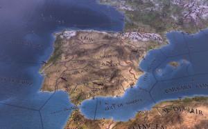 EU4. Пиренейский полуостров