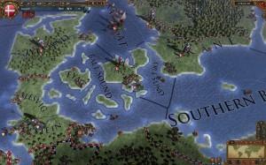 EU4. Пролив Зунд