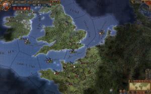 EU4. Британия и Франция
