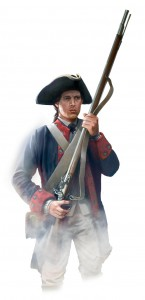 EU4. Рисунок солдата эпохи революций