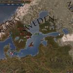 EU4. Северная Европа в 1444