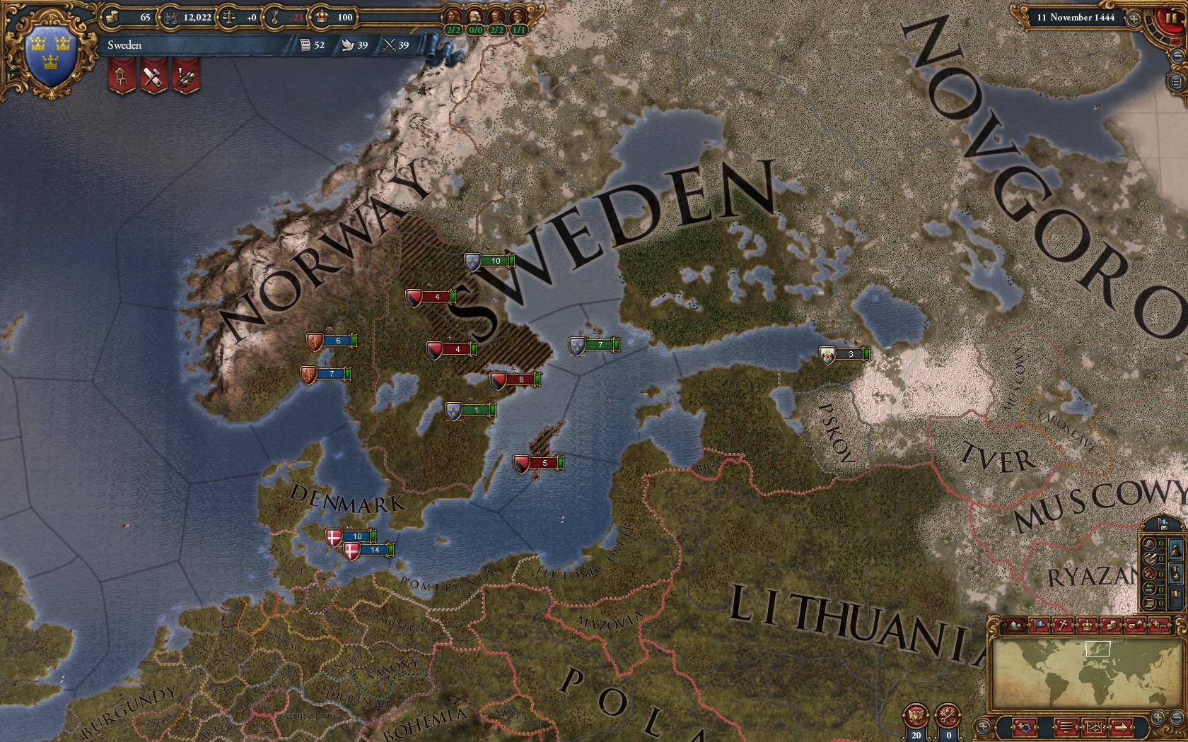 Отличие игры европа 3 от европы 4
