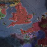 EU4. Англия и Франция в 1444