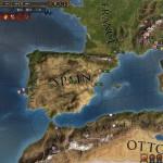 EU4. Западное Средиземноморье в 1618