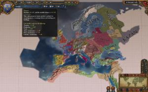 EU4. Европа в 1444