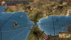 EU4. Кастилия в 1492