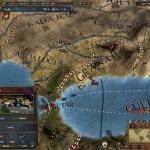 EU4. Осада Гранады