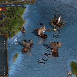 EU4. Морская битва